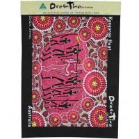 Stile Canvas d'Arte Aborigena 2 - Medio